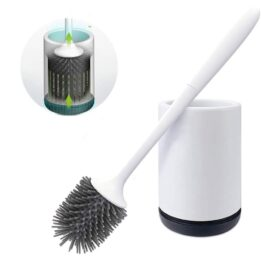 flexible silicone toilet brush cookingorbit.pk