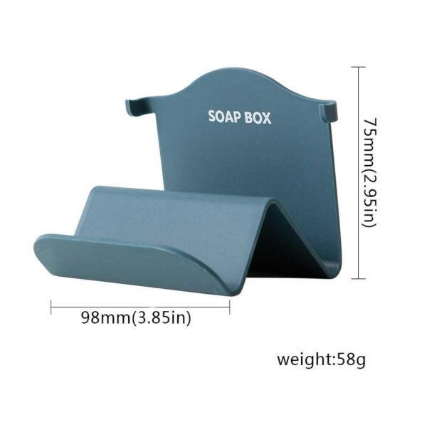 size of wall mounted creative soap box cookingorbit.pk