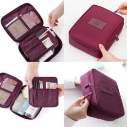 travel makeup organizer cookingorbit.pk