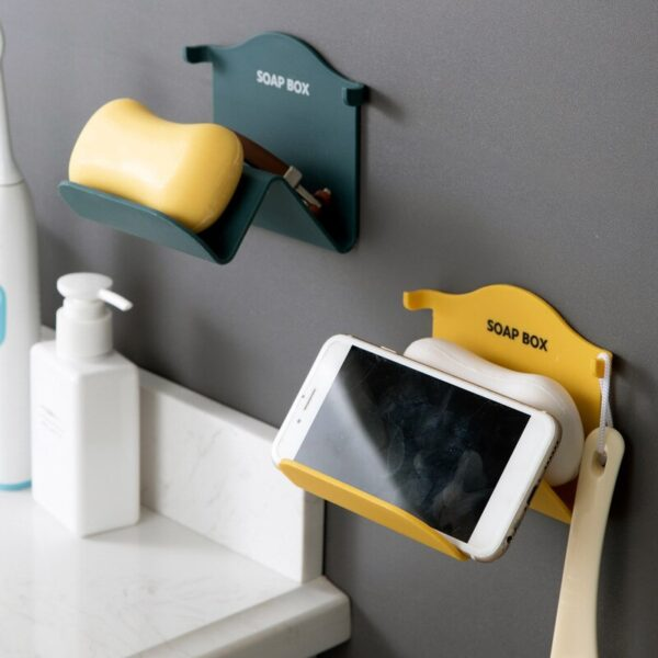 wall mounted creative soap box cookingorbit.pk