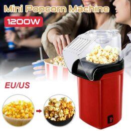 Electric Popcorn Maker Machine