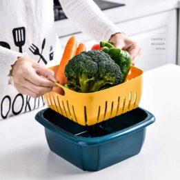 draining basket container cookingorbit.pk