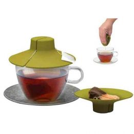 silicone tea bag and cup cover pakistan