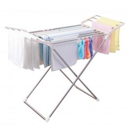 aluminium clothes drying stand