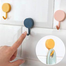 multicolor wall hooks cookingorbit.pk