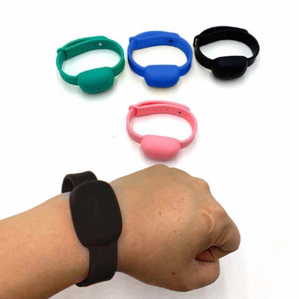 drip hand sanitizer wristband