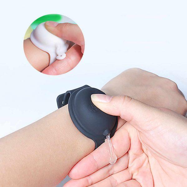 freeband hand sanitizer bracelet