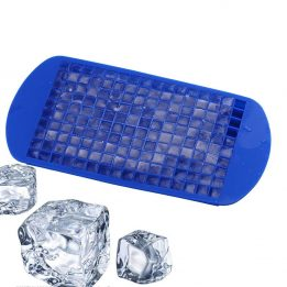 easy way to get ice cubes out of silicone tray