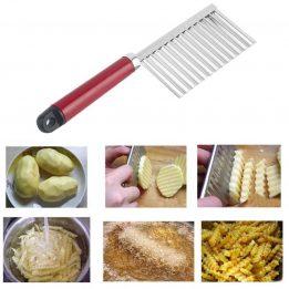 potato wavy knife cutter cookingorbit.pk