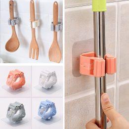 wall mounted hook broom holder cookingorbit.pk