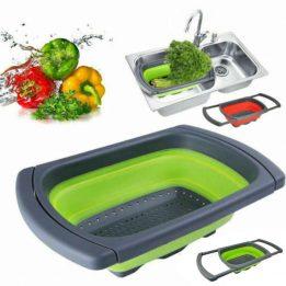 sink colander strainer cookingorbit.pk
